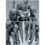 [P-Bandai] MG 1/100 MSZ-006A1 Zeta Plus (Unicorn Ver.) thumbnail 8