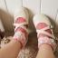 ถุงเท้าลูกไม้สไตล์เจ้าหญิง thumbnail 2