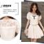แฟชั่นเกาหลี set เสื้อและกระโปรงน่ารักมากๆ ครับ thumbnail 6