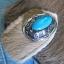กระเป๋าสตางค์ยาว ขนวัวแท้ Style Cowboy รุ่น กระดุ่มสีตะค็อย thumbnail 4