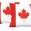 หมอนอิง ลายธงชาติอ Canada สวยๆ งามๆ ขนาด 18 x 18 นิ้ว ขายที่ละเป็นคู่ thumbnail 1