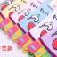 S035 **พร้อมส่ง** (ปลีก+ส่ง) ถุงเท้านิ้ว แฟชั่นเกาหลี มี 9 ลาย เนื้อดี งานนำเข้า (Made in china) thumbnail 16
