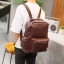 Pre-order กระเป๋าเป้สะพายหลัง ผู้ชาย แฟขั่นเกาหลี รหัส Man-8195 สีน้ำตาล thumbnail 1