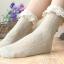 ถุงเท้าวินเทจสไตล์ผู้หญิง แสนน่ารัก สี 4 สี thumbnail 4
