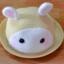 Y001-2**พร้อมส่ง** (ปลีก+ส่ง) หมวก สาน เด็ก ลายกระต่าย แฟชั่นเกาหหลี งานนำเข้า(Made in China) thumbnail 2