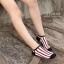 S566 **พร้อมส่ง** (ปลีก+ส่ง) ถุงเท้าแฟชั่น ข้อตาตุ่ม คละ5 สี มี 10 คู่ต่อแพ็ค เนื้อดี งานนำเข้า thumbnail 13