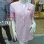 H1184 เสื้อเชิ้ตผู้หญิง ผ้าcotton 100% thumbnail 5