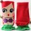 A016**พร้อมส่ง** (ปลีก+ส่ง)ถุงเท้าแฟชั่นเกาหลี ลายกระโปรง มี 4 สี (น้ำเงิน เขียวอ่อน ฟ้า เหลือง )เนื้อดี งานนำเข้า ( Made in Korea) thumbnail 7