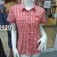 เสื้อเชิ้ตลายสก้อต หญิง H1130 thumbnail 3