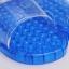 K021-BL**พร้อมส่ง** (ปลีก+ส่ง) รองเท้านวดสปา เพื่อสุขภาพ สีน้ำเงิน ปุ่มเล็ก(ใส)แบบนิ่ม ส่งคู่ละ 120 บ. thumbnail 3