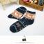 S362**พร้อมส่ง** (ปลีก+ส่ง) ถุงเท้าแฟชั่นเกาหลี ข้อยาว คละ 5 สี มี 12 คู่ต่อแพ็ค เนื้อดี งานนำเข้า(Made in China) thumbnail 15