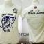 เสื้อยืด ทีมชาติไทย ลาย ไตรรงค์ช้างศึก สีขาว T-TEXW thumbnail 1