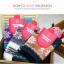 S362**พร้อมส่ง** (ปลีก+ส่ง) ถุงเท้าแฟชั่นเกาหลี ข้อยาว คละ 5 สี มี 12 คู่ต่อแพ็ค เนื้อดี งานนำเข้า(Made in China) thumbnail 6