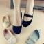 S425 **พร้อมส่ง** (ปลีก+ส่ง) ถุงเท้าคัทชู สีล้วนและลายจุด เนื้อค๊อตต้อน แต่งลูกไม้ คละสี มี 12 คู่ต่อแพ็ค เนื้อดี งานนำเข้า(Made in China) thumbnail 14