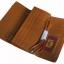 กระเป๋าสตางค์แบบ 3 พับ ดีไซน์เก๋ไก๋ มีช่องให้ใส่ของได้หลายอย่าง คุ้มค่า มีให้เลือกหลากหลายสีสัน thumbnail 6