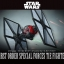 1/72 FIRST ORDER TIE FIGHTER thumbnail 1