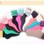 S302**พร้อมส่ง** (ปลีก+ส่ง) ถุงเท้าแฟชั่นเกาหลี ข้อยาว ลายหัวใจ คละ 5 สี เนื้อดี งานนำเข้า(Made in China) thumbnail 11