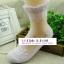 ถุงเท้าใยแก้วสวยหรู (มีสีดำ,ขาว) thumbnail 5