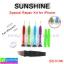 ชุดไขควง IPhone SUNSHINE SS-5106 ราคา 190 บาท ปกติ 390 บาท thumbnail 1
