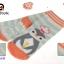 U037-11**พร้อมส่ง** (ปลีก+ส่ง) ถุงเท้าเด็ก Q House (3-6 ปี) มีกันลื่น เนื้อดี งานนำเข้า ( Made in China) thumbnail 5