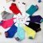 A023**พร้อมส่ง**(ปลีก+ส่ง) ถุงเท้าแฟชั่นเกาหลี โบว์ข้าง ลายจุด ข้อสั้น มี 10 สี เนื้อดี งานนำเข้า( Made in Korea) thumbnail 1