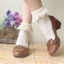 ถุงเท้าวินเทจสไตล์ผู้หญิง แสนน่ารัก สี 4 สี thumbnail 3