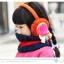 V004**พร้อมส่ง** (ปลีก+ส่ง) ที่ปิดหูกันหนาว แฟชั่นเกาหลี ด้านในมีขนนุ่มๆ กันหนาวได้ดีคะ ใส่ได้ทั้งเด็กและผู้ใหญ่ thumbnail 3