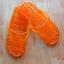 K013-OR **พร้อมส่ง** (ปลีก+ส่ง) รองเท้านวดสปา เพื่อสุขภาพ ปุ่มเล็ก (ใส) หูหนีบ สีส้ม ส่งคู่ละ 80 บ. thumbnail 7