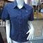 ( H 1188 ) เสื้อเชิ้ตหญิงแขนสั้น thumbnail 2