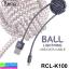 สายชาร์จ iPhone 5,6,7 Recci BALL RCL-K100 ราคา 120 บาท ปกติ 480 บาท thumbnail 1