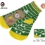 U037-20**พร้อมส่ง** (ปลีก+ส่ง) ถุงเท้า Q House แฟชั่นเด็กโต (3-6 ปี) มีกันลื่น เนื้อดี งานนำเข้า ( Made in China) thumbnail 9