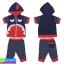 ชุด เสื้อกางเกง เด็ก Baby Town ฉลาม ราคา 240 บาท ปกติ 720 บาท thumbnail 5