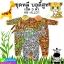 ชุดหมีบอดี้สูท Happy Bears HB-ALL01 เซ็ต 3 ตัว ลดเหลือ 335 บาท ปกติ 830 บาท thumbnail 1