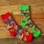 S307 **พร้อมส่ง**(ปลีก+ส่ง) ถุงเท้าข้อยาว แฟชั่นเกาหลี มี 12 คู่ต่อแพ็ค พร้อมกล่อง เนื้อดี งานนำเข้า(Made in China) thumbnail 1