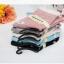 S340 **พร้อมส่ง** (ปลีก+ส่ง) ถุงเท้าแฟชั่นเกาหลี ข้อยาว คละ 5 สี มี 10 คู่/แพ็ค เนื้อดี งานนำเข้า(Made in China) thumbnail 4