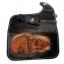 กระเป๋าสตางค์ยาว หนังแท้ รูป ม้า ลวดลายสวย ลายลึก แบบ2พับ พร้อมโซ่ thumbnail 4