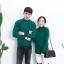 Jhino Couple เสื้อไหมพรมคอเต่า ผ้าพื้น อุ่นมาก มี 5 สี thumbnail 16