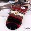 S352 **พร้อมส่ง** (ปลีก+ส่ง) ถุงเท้าแฟชั่นเกาหลี ข้อยาว คละ 5 สี มี 10 คู่/แพ็ค เนื้อดี งานนำเข้า(Made in China) thumbnail 9