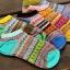 S274**พร้อมส่ง** (ปลีก+ส่ง) ถุงเท้าแฟชั่นเกาหลี ข้อสั้น เนื้อดี งานนำเข้า(Made in China) thumbnail 11