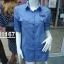 เสื้อเชิ้ตแฟชั่นผู้หญิง H1167 thumbnail 2