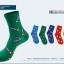 S372**พร้อมส่ง** (ปลีก+ส่ง) ถุงเท้าแฟชั่นเกาหลี ชาย ข้อยาว เนื้อดี งานนำเข้า(Made in china) thumbnail 4