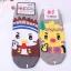 A027-2 **พร้อมส่ง**(ปลีก+ส่ง) ถุงเท้าคู่ ชาย+หญิง แฟชั่นเกาหลี แบบที่ 2 เนื้อดี งานนำเข้า( Made in Korea) thumbnail 1