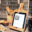 Wood Tablet Holder thumbnail 4