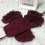 [พิเศษ 2 คู่ 150 ] ถุงเท้าขอบลูกไม้สไตล์วินเทจ มี 10 สี thumbnail 15