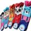 A005**พร้อมส่ง**(ปลีก+ส่ง) ถุงเท้าแฟชั่นเกาหลี แบบข้อย่น มี 6 แบบ เนื้อดี งานนำเข้า( Made in Korea) thumbnail 3