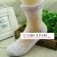 ถุงเท้าใยแก้วสวยหรู (มีสีดำ,ขาว) thumbnail 6