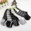 S574 **พร้อมส่ง** (ปลีก+ส่ง) ถุงเท้าเพื่อสุขภาพ ผลิตจากเส้นใยไผ่ (bamboo fiber) ข้อตาตุ่ม คละ5 สี มี 12 คู่ต่อแพ็ค เนื้อดี งานนำเข้า(Made in China) thumbnail 4