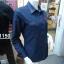 H1150 เสื้อเชิ้ตหญิง ปักแมงปอ thumbnail 4