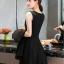 ชุดเดรสสีดำ set เสื้อสูท และเดรสสวยสุภาพครับ thumbnail 3