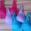 [2 แพค 1,100 บาท] genie bra Summer Set ชุดชั้นในจินนี่บรา งานเกรดพรีเมี่ยมฟองน้ำในตัว thumbnail 2